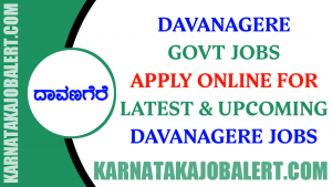 Jobs in Davanagere